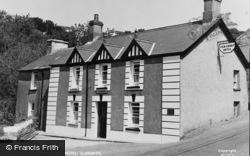 Llanarth, Penybont Hotel c.1955
