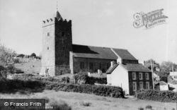 Llanarth, St David's Church c.1960