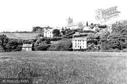 Llanarth, The Village c.1955