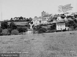 Llanarth, The Village c.1960