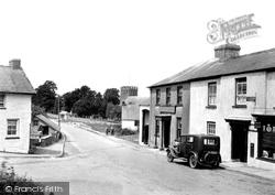 Llanarthney, Village 1938, Llanarthne