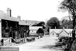 Llanasa, The Village c.1955