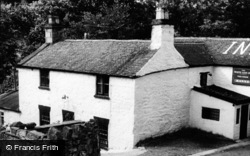 Llanasa, White Lion Inn, Glanrafon c.1955