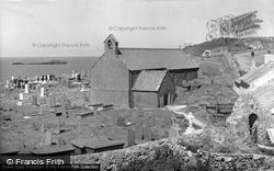 The Church c.1955, Llanbadrig