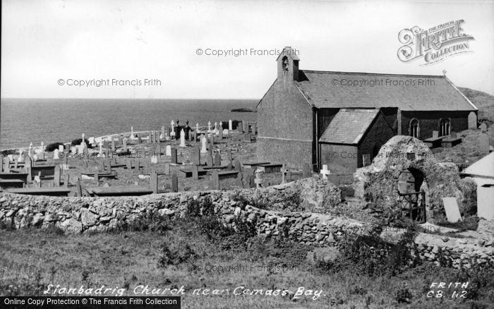 Photo of Llanbadrig, The Church c.1955
