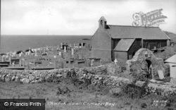 The Church c.1955, Llanbadrig