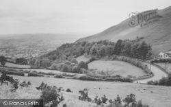 Llanbdr Dyffryn Clwyd, Bwlch Pass c.1936