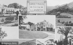 Llanbdr Dyffryn Clwyd, Composite c.1936