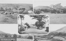 Llanbdr Dyffryn Clwyd, Composite c.1955