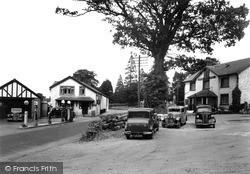 Llanbdr Dyffryn Clwyd, Post Office Stores c.1936