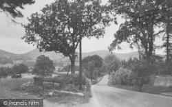 Llanbdr Dyffryn Clwyd, Ruthin Road c.1936