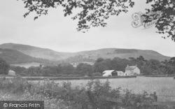 Llanbdr Dyffryn Clwyd, The Clwyd Hills c.1936