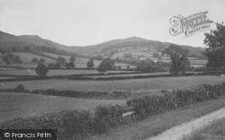 Llanbdr Dyffryn Clwyd, The Clwydian Hills c.1936