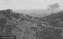 Llanbdr Dyffryn Clwyd, Vale Of Clwyd c.1936