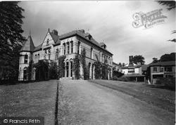 Llanbdr Dyffryn Clwyd, Vale Of Clwyd Sanatorium c.1956