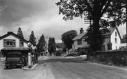 Llanbedr Dyffryn Clwyd, Village c1955