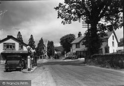 Llanbdr Dyffryn Clwyd, Village c.1936