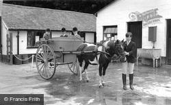 Dolmygliw Riding School c.1960, Llanbedr