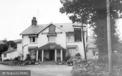 Griffin Hotel c.1960, Llanbedr