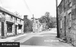 High Street c.1955, Llanbedr