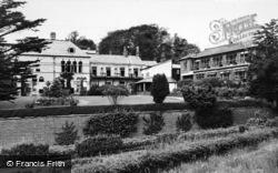 Llanbedr Hall c.1955, Llanbedr