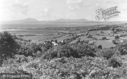 Llandanwg And Cardigan Bay c.1955, Llanbedr