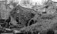 Llanbedr, Old Gwynfryn Mill 1889