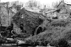 Old Gwynfryn Mill 1889, Llanbedr