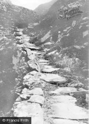 Roman Steps c.1955, Llanbedr