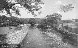 The Artro River 1935, Llanbedr