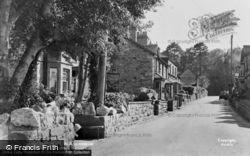 The Village c.1955, Llanbedr