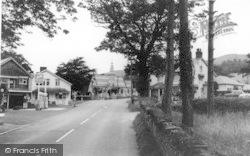 The Village c.1965, Llanbedr