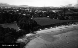 Llanbedrog, A View From The Headland c.1936