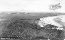 Llanbedrog, Bay And The Rivals 1894