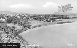 Llanbedrog, General View c.1960