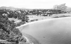 Llanbedrog, General View c.1965