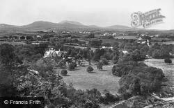 Llanbedrog, Glyn-Y-Weddw Mansion 1897