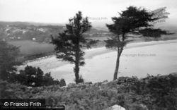 Llanbedrog, The Bay c.1936