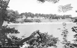 Llanbedrog, The Beach c.1960