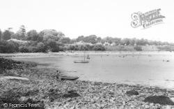 Llanbedrog, The Beach c.1965
