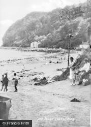 Llanbedrog, The Point c.1955