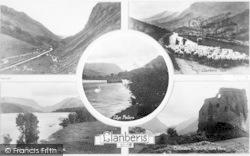 Llanberis, Composite c.1935