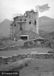 Dolbadarn Castle 1952, Llanberis