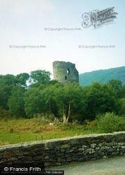 Llanberis, Dolbadarn Castle 1997