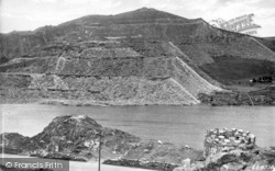 Llanberis, Padarn Lake And Quarry c.1935