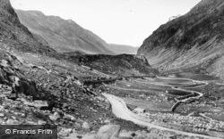 Llanberis, Pass c.1880