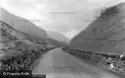 Llanberis, Pass c.1931