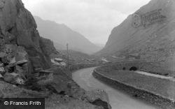 Pass c.1931, Llanberis