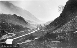 Llanberis, Pass c.1935