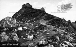 Llanberis, Snowdon Summit c.1931
